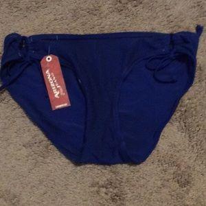 New Arizona Jean Company Apollo Blue Bikini Bottom